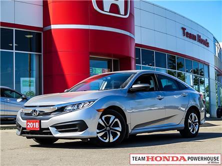 2018 Honda Civic LX (Stk: 3585) in Milton - Image 1 of 23