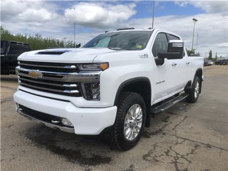 2020 Chevrolet Silverado 3500HD High Country (Stk: T0079) in Athabasca - Image 1 of 26