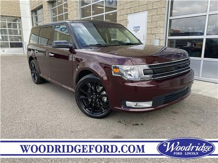 2019 Ford Flex SEL (Stk: 17518) in Calgary - Image 1 of 23