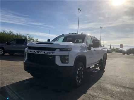 2020 Chevrolet Silverado 2500HD Custom (Stk: T0106) in Athabasca - Image 1 of 22