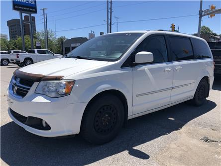 2012 Dodge Grand Caravan Crew (Stk: 213142A) in Oshawa - Image 1 of 19