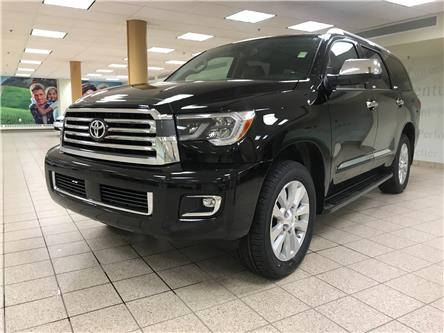 2019 Toyota Sequoia Platinum 5.7L V8 (Stk: 190489) in Calgary - Image 1 of 18