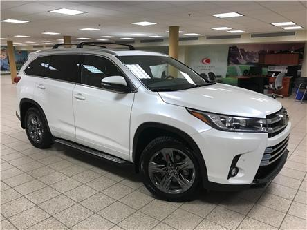 2017 Toyota Highlander  (Stk: 5821) in Calgary - Image 1 of 22