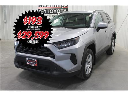 2019 Toyota RAV4 LE (Stk: F10179) in Winnipeg - Image 1 of 26