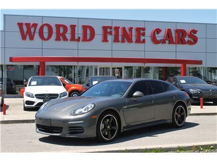 2015 Porsche Panamera 4S (Stk: 17318) in Toronto - Image 1 of 25