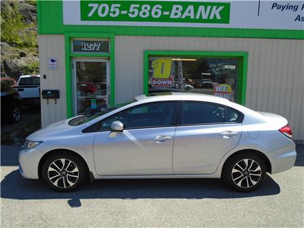 2014 Honda Civic EX (Stk: ) in Sudbury - Image 1 of 6