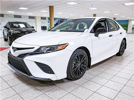 2020 Toyota Camry SE (Stk: 201019) in Calgary - Image 1 of 13