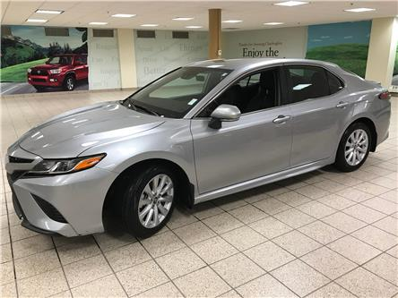 2019 Toyota Camry SE (Stk: 5806) in Calgary - Image 1 of 20