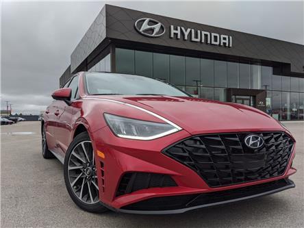2020 Hyundai Sonata Luxury (Stk: 30282) in Saskatoon - Image 1 of 27