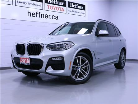 2018 BMW X3 xDrive30i (Stk: 207097) in Kitchener - Image 1 of 26