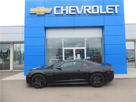 2014 Chevrolet Camaro ZL1 (Stk: 19234A) in STETTLER - Image 1 of 18