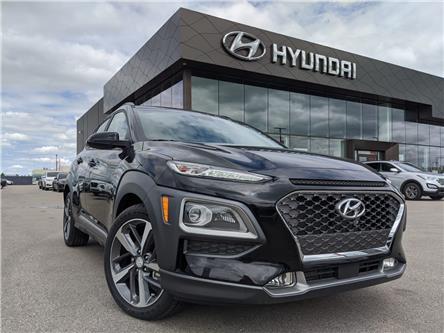 2020 Hyundai Kona 1.6T Ultimate (Stk: 30195) in Saskatoon - Image 1 of 29