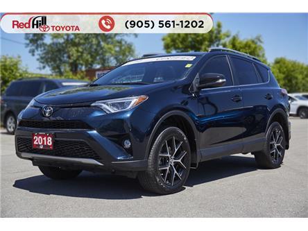 2018 Toyota RAV4 SE (Stk: 87773) in Hamilton - Image 1 of 23
