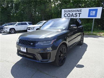 2020 Land Rover Range Rover Sport HSE DYNAMIC (Stk: SC0165) in Sechelt - Image 1 of 19