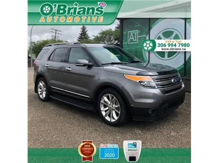 2013 Ford Explorer Limited (Stk: 13344A) in Saskatoon - Image 1 of 21
