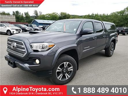 2017 Toyota Tacoma  (Stk: X026095M) in Cranbrook - Image 1 of 24