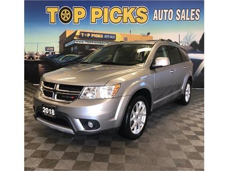 2018 Dodge Journey GT (Stk: 364114) in NORTH BAY - Image 1 of 29