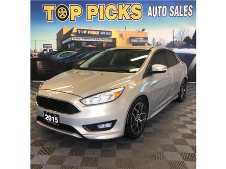 2015 Ford Focus SE (Stk: 245245) in NORTH BAY - Image 1 of 25