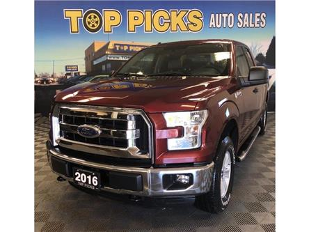 2016 Ford F-150 XLT (Stk: D06277) in NORTH BAY - Image 1 of 28