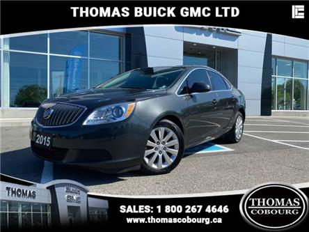 2015 Buick Verano Base (Stk: UC11302) in Cobourg - Image 1 of 18