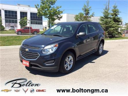 2016 Chevrolet Equinox LS (Stk: 1391P) in Bolton - Image 1 of 14