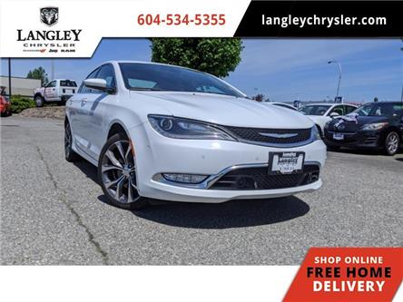2015 Chrysler 200 C (Stk: LC0269B) in Surrey - Image 1 of 25