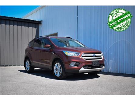 2018 Ford Escape SE (Stk: UCP1881) in Kingston - Image 1 of 27