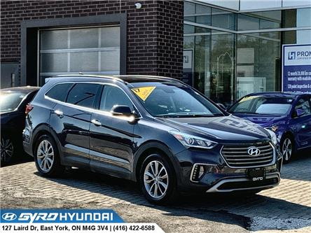 2017 Hyundai Santa Fe XL Luxury (Stk: H5774) in Toronto - Image 1 of 30