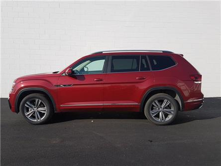 2019 Volkswagen Atlas 3.6 FSI Highline (Stk: V19191) in Sarnia - Image 1 of 26