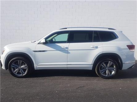 2019 Volkswagen Atlas 3.6 FSI Execline (Stk: V19214) in Sarnia - Image 1 of 21