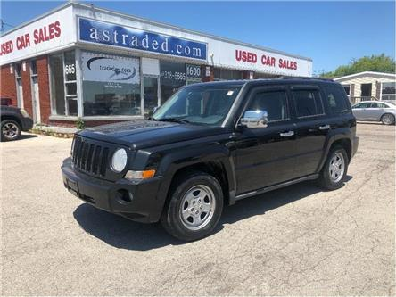 2010 Jeep Patriot Sport/North (Stk: 19-7434A) in Hamilton - Image 1 of 18