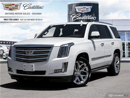 2019 Cadillac Escalade Platinum (Stk: 285831A) in Oshawa - Image 1 of 36