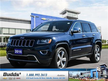 2016 Jeep Grand Cherokee Limited (Stk: SR0093PA) in Oakville - Image 1 of 25