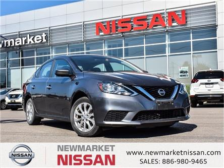 2018 Nissan Sentra 1.8 SV (Stk: UN1104) in Newmarket - Image 1 of 23