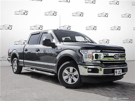 2018 Ford F-150 XLT (Stk: 6562) in Barrie - Image 1 of 25