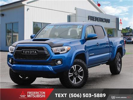 2017 Toyota Tacoma  (Stk: 200465A) in Fredericton - Image 1 of 21