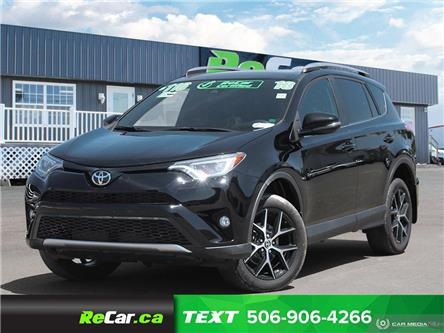 2018 Toyota RAV4 SE (Stk: 200662A) in Saint John - Image 1 of 19