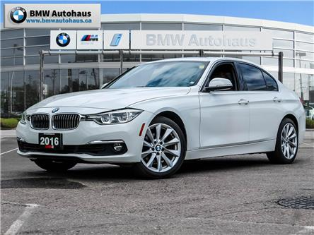 2016 BMW 328i xDrive (Stk: P9358A) in Thornhill - Image 1 of 26