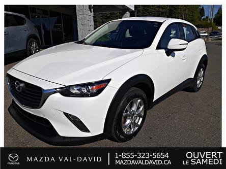 2017 Mazda CX-3 GS (Stk: 19542C) in Val-David - Image 1 of 23