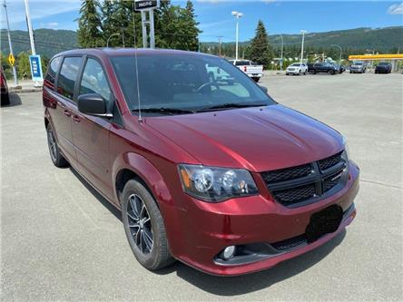 2017 Dodge Grand Caravan CVP/SXT (Stk: P2054A) in Port Alberni - Image 1 of 20