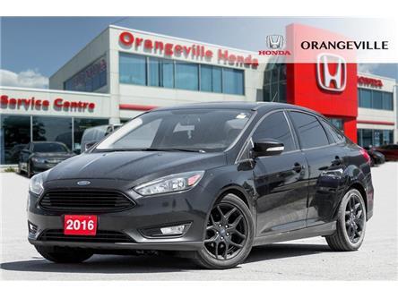 2016 Ford Focus SE (Stk: U3313B) in Orangeville - Image 1 of 17