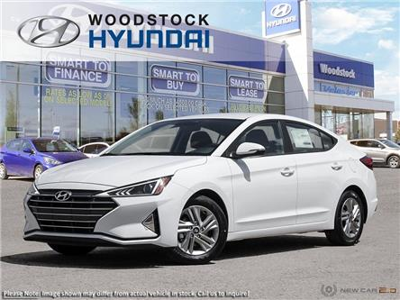 2020 Hyundai Elantra Preferred (Stk: EA20051) in Woodstock - Image 1 of 23