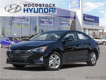 2020 Hyundai Elantra Preferred (Stk: EA20052) in Woodstock - Image 1 of 23