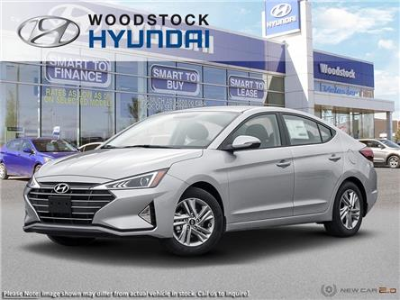 2020 Hyundai Elantra Preferred (Stk: EA20053) in Woodstock - Image 1 of 23