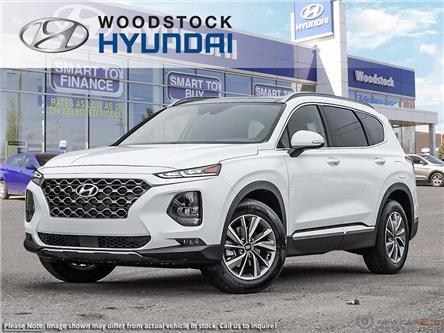 2020 Hyundai Santa Fe Luxury 2.0 (Stk: SE20031) in Woodstock - Image 1 of 23