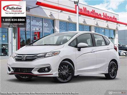 2020 Honda Fit Sport (Stk: 22595) in Greater Sudbury - Image 1 of 23