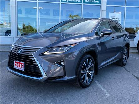 2018 Lexus RX 350 Base (Stk: W5068) in Cobourg - Image 1 of 29