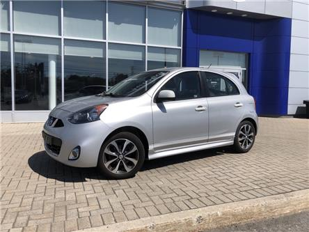 2015 Nissan Micra SR (Stk: A0206) in Ottawa - Image 1 of 12
