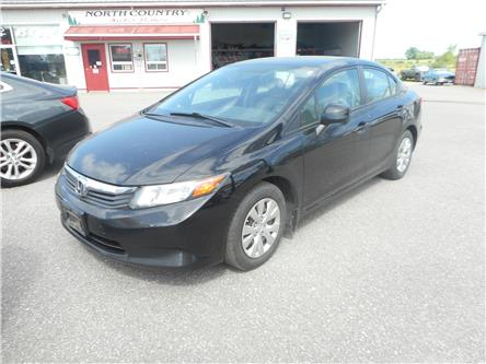 2012 Honda Civic LX (Stk: ) in Cameron - Image 1 of 6