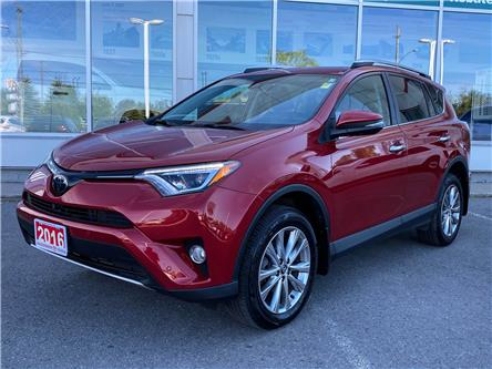 2016 Toyota RAV4 Limited (Stk: TV331A) in Cobourg - Image 1 of 30